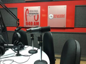 estudio radio