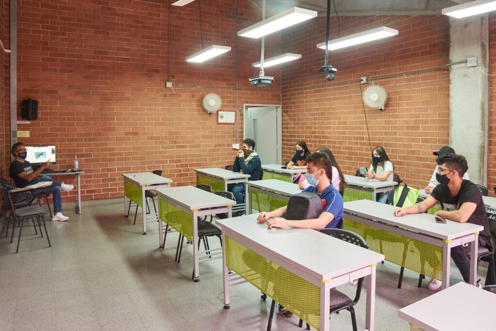 aula UdeMedellín